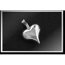Bauble Heart Pendant