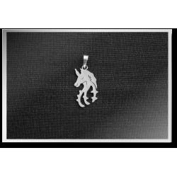 Small Unicorn Pendant