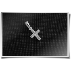 Swarovski Cross Pendant