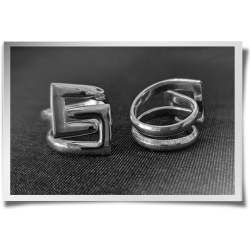 Square Connection Ring