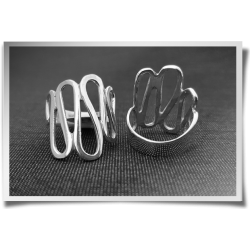 Ruffled Ring