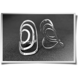 Multiple Oval Ring