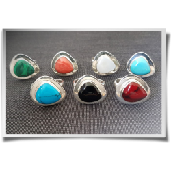 Quirky Coloured Ring